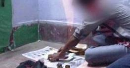 অভয়নগরে বোমা তৈরির সময় বিস্ফোরণ, যুবক আহত