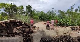 অভয়নগরে ৬৫ চুল্লি গুড়িয়ে দিয়েছে পরিবেশ অধিদপ্তর