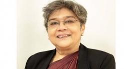 নারী শান্তিরক্ষীদের অভিবাদন জানালেন রাবাব ফাতিমা