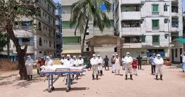 করোনাকালের যোদ্ধা ছাত্রলীগ ও তাকওয়া ফাউন্ডেশন