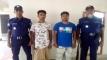 বোয়ালমারীতে ডাকাত চক্রের দুই সদস্য গ্রেফতার
