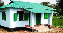 শার্শায় ৫০ গৃহহীন পরিবার পাচ্ছে জমিসহ ঘর