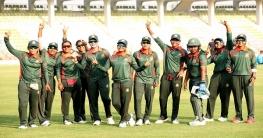 প্রোটিয়াদের হারিয়ে বাংলাদেশ নারী ক্রিকেট দলের শুভ সূচনা