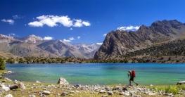দেশ ঠিকানা : তাজিকিস্তান
