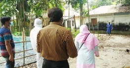 বাঘারপাড়ায় প্রথম করোনা রোগী শনাক্ত
