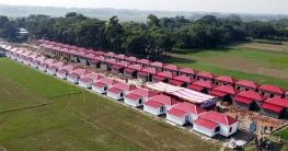 নতুন বছরে নতুন ঘর, ৩৬৭০ পরিবারে খুশির বন্যা