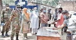 কেশবপুর ভাইস চেয়ারম্যানের ৭ লাখ টাকা আর্থিক সহায়তা
