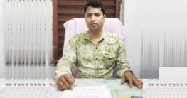 করোনা রোধে নওয়াপাড়া সরকারি খাদ্যগুদাম কর্মকর্তার প্রশংসনীয় উদ্যোগ