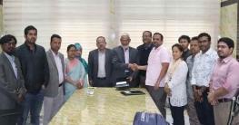 যবিপ্রবির সঙ্গে 'এসিএফ'এর সমঝোতা স্মারক স্বাক্ষর