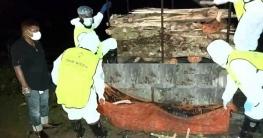 মণিরামপুরে করোনায় মৃতের পাশে নেই স্বজনরা, লাশ সৎকার করলো মুসলিমরা