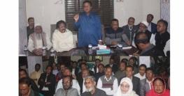 কেশবপুরে আ.লীগের কার্যনির্বাহী কমিটির সভা অনুষ্ঠিত