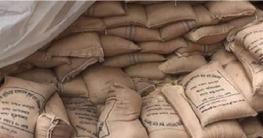 বাঘারপাড়ায় ৬৭১ বস্তা সরকারি চাল জব্দ